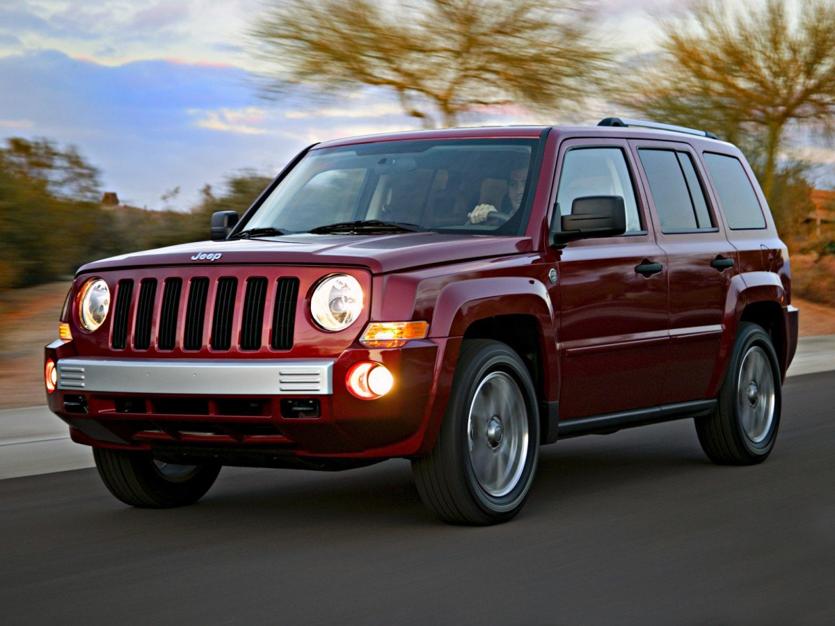 jeep patriot mk 2006 present review problems specs. Black Bedroom Furniture Sets. Home Design Ideas
