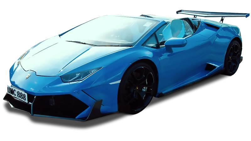 DMC Pushes a Huracan Spyder to 1,088 HP