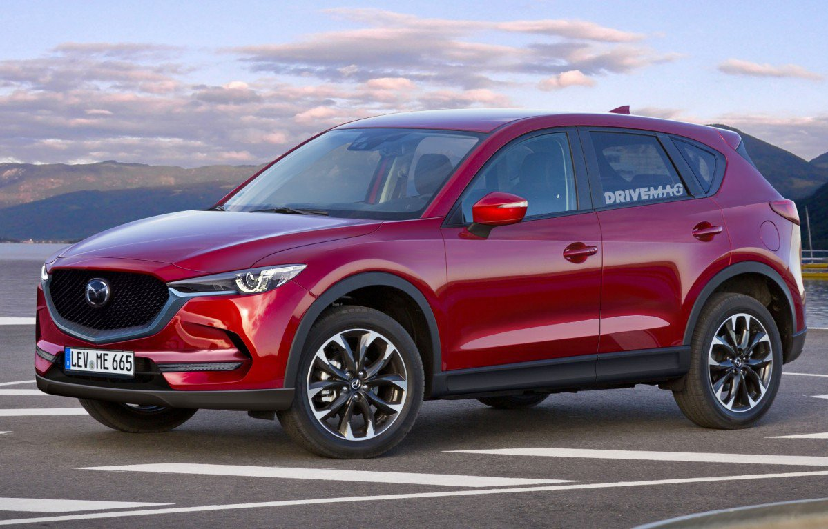 All-New 2017 Mazda CX-5: Like This?