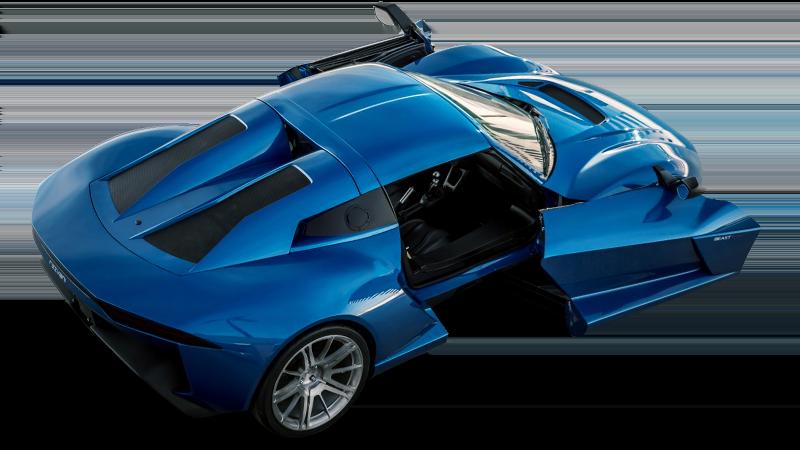 500 HP Rezvani Beast Alpha Takes LA Auto Show by Storm