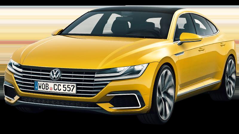Volkswagen Arteon Sketch Marks CC Replacement