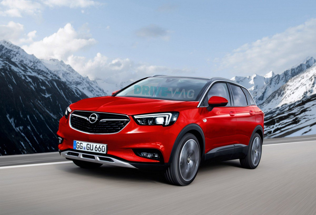 opel grandland x crossland x and mokka x joining the suv. Black Bedroom Furniture Sets. Home Design Ideas