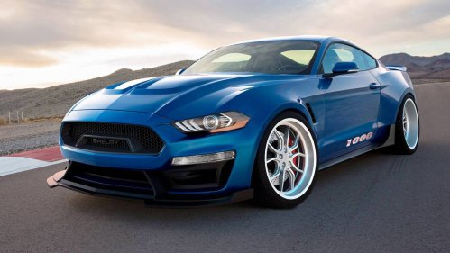 ford mustang related car articles