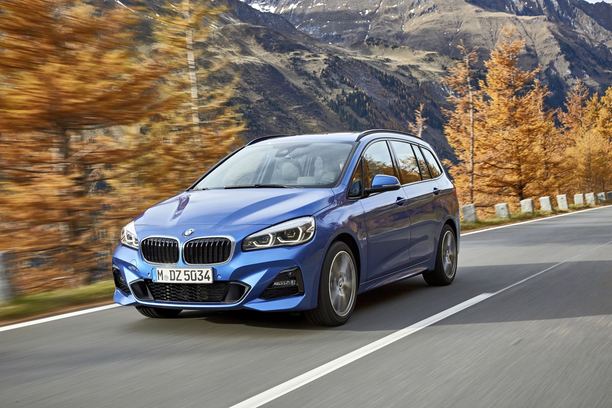 BMW 2 SERIES ACTIVE TOURER GRAN MPV 5 DOOR 216i 218i 220i 220d XDRIVE 2018