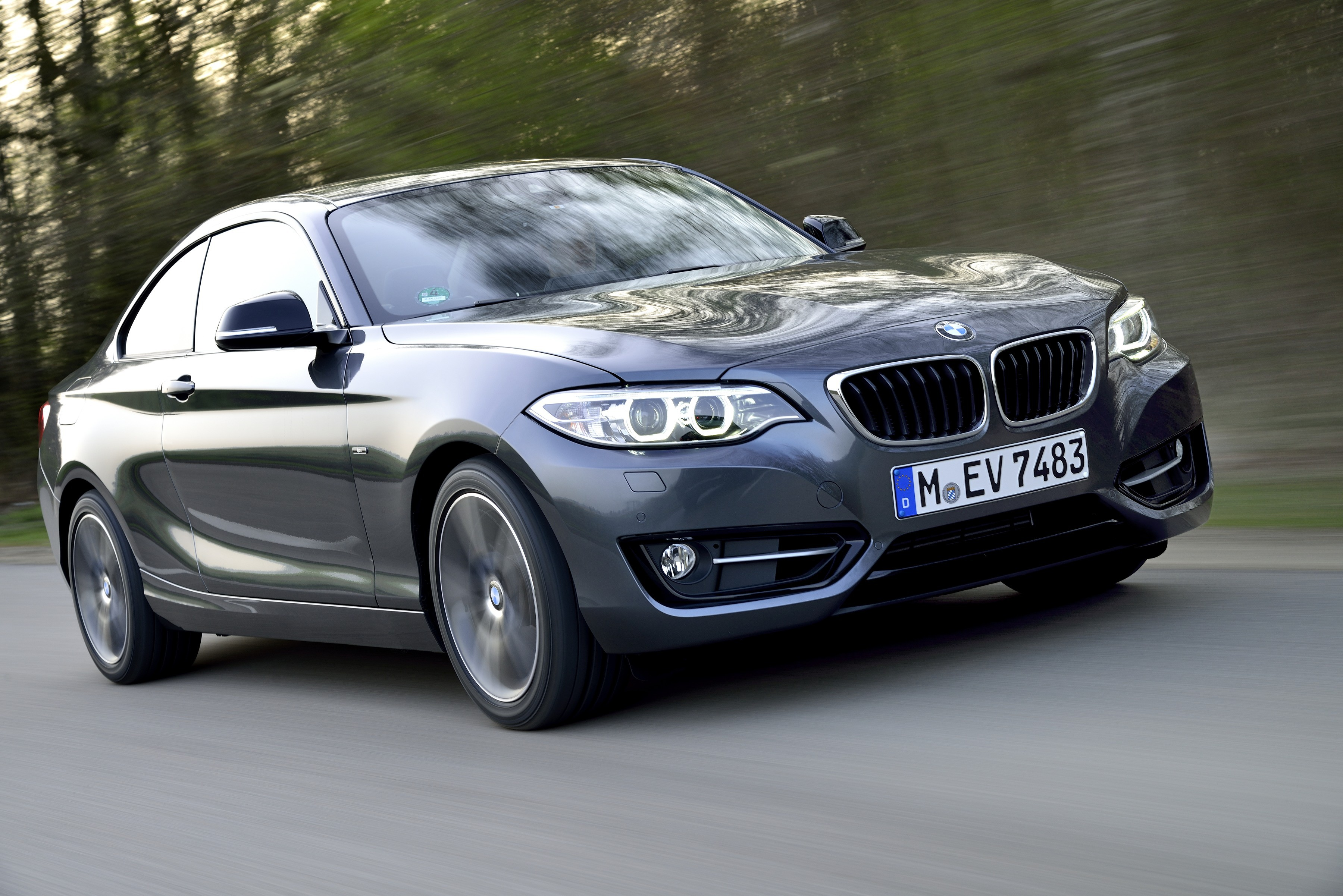 ... Bmw Series 2 Coupe 2 Doors 2013 Model  ...