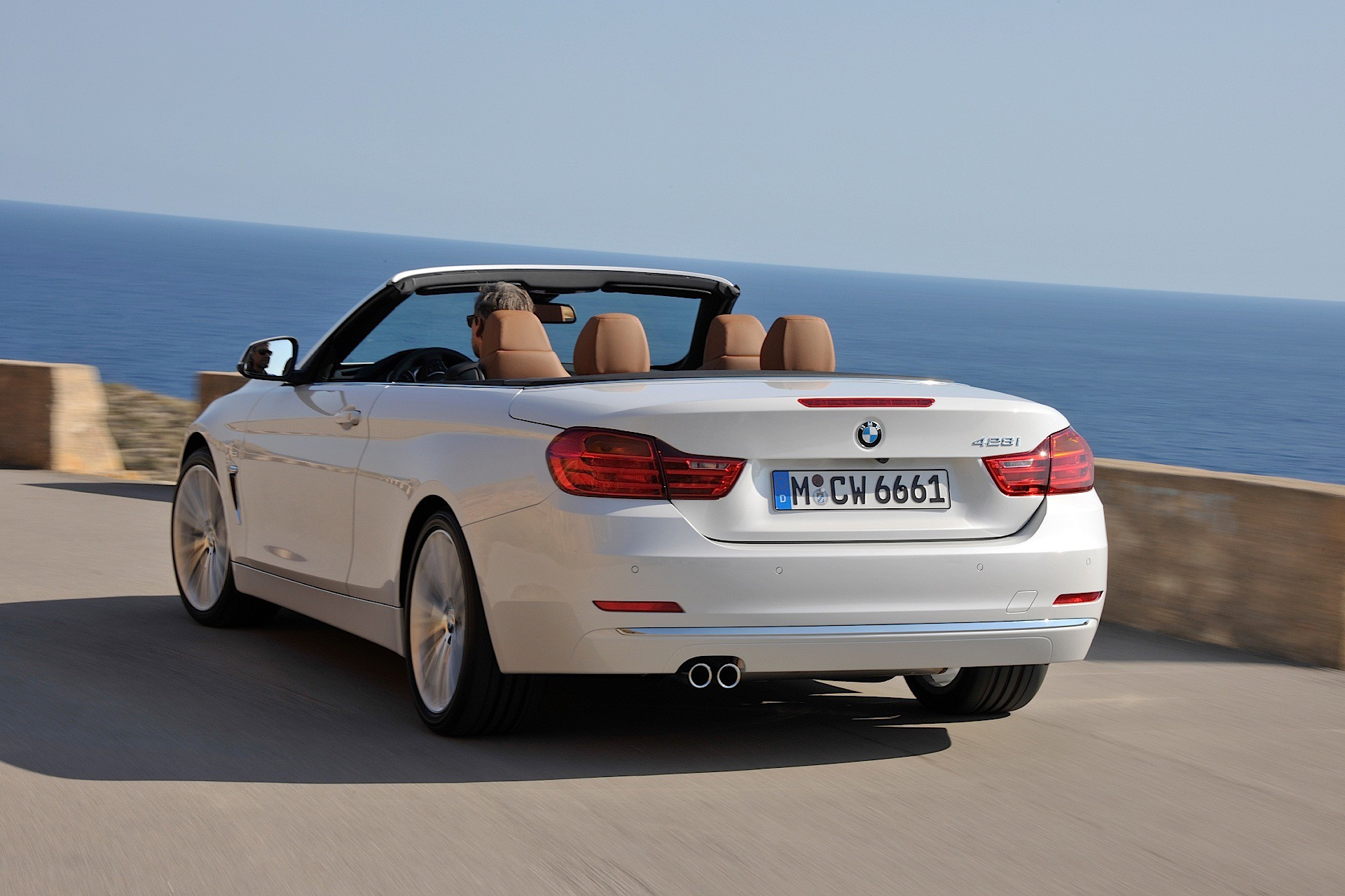 BMW SERIES - 4 door convertible bmw