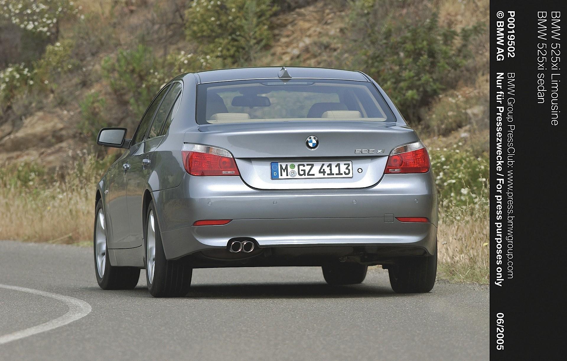 BMW SERIES 5
