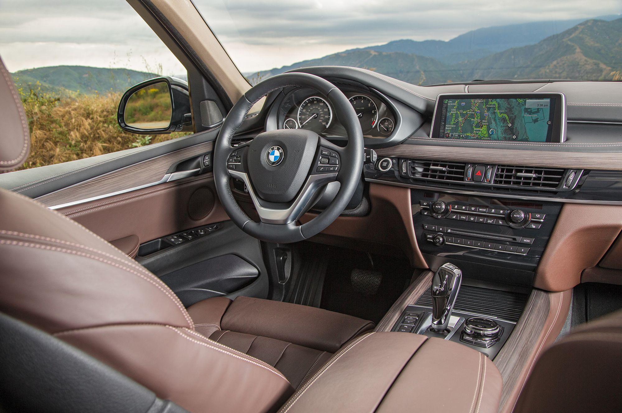 BMW X5 F15 XDRIVE40e XDRIVE35i XDRIVE25d XDRIVE30d XDRIVE35d XDRIVE40d M F85 SUV 2013 2015 2017 15