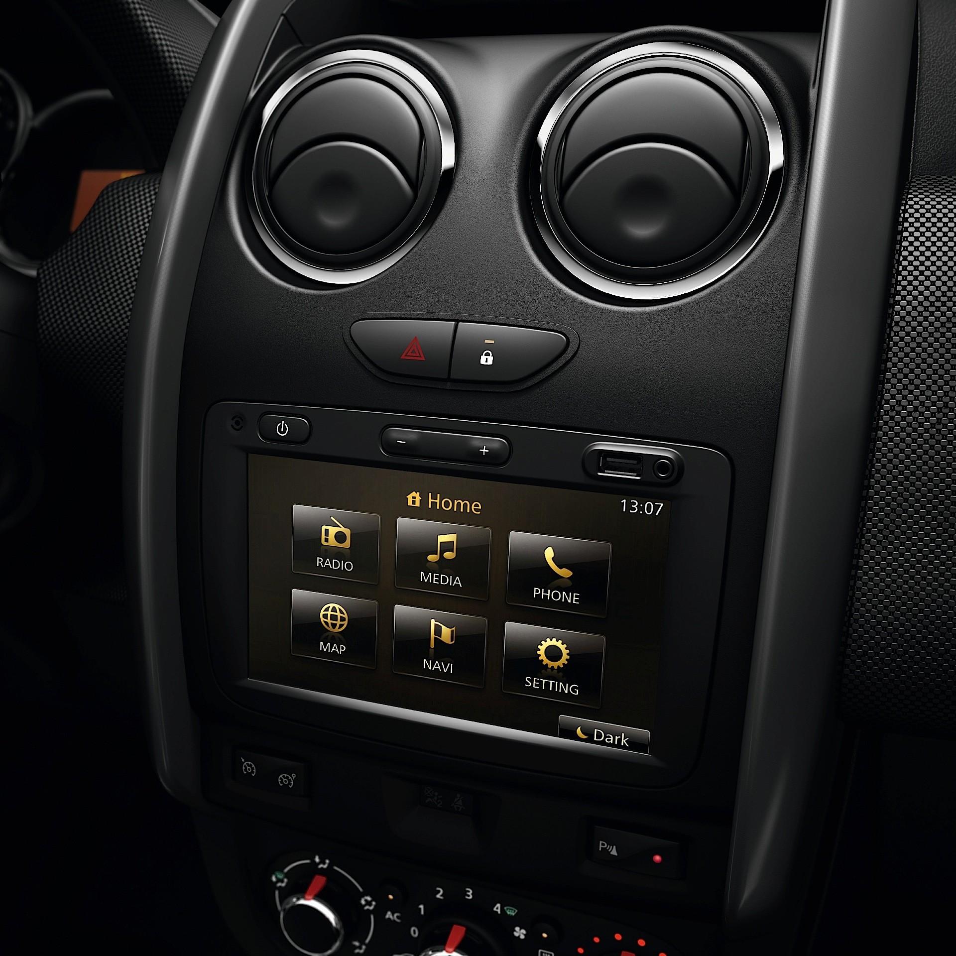 Beautiful Dacia Duster 2014 Interieur Ideas - Huis Ideeën 2018 ...
