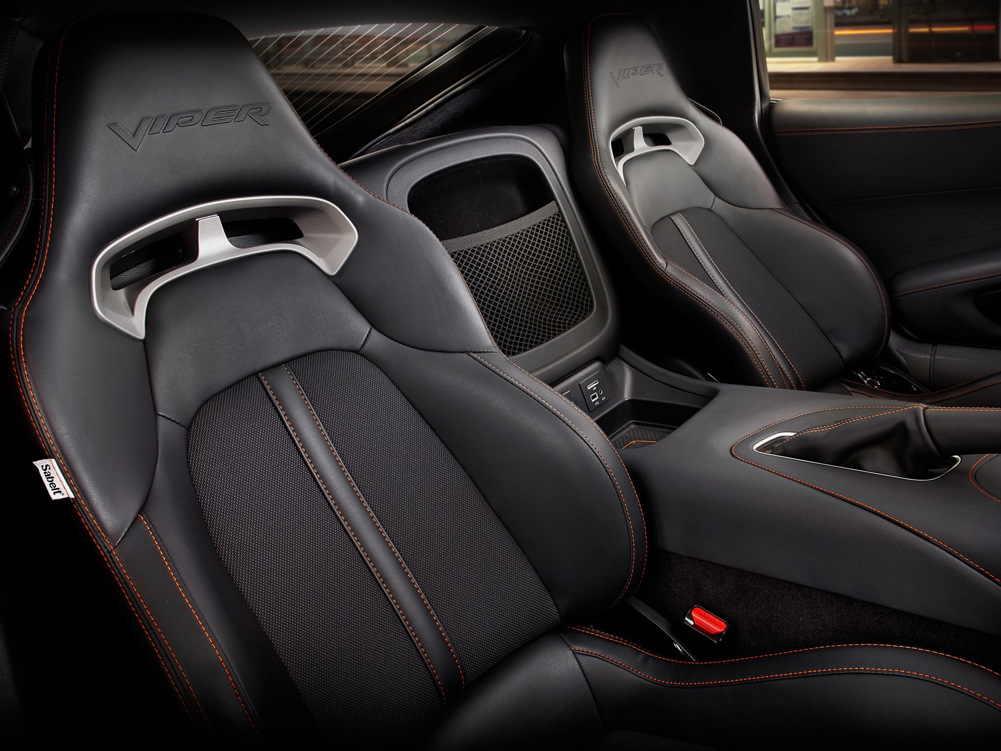 Dodge Viper Coupe 2 Doors 2012 Model Interior  ...