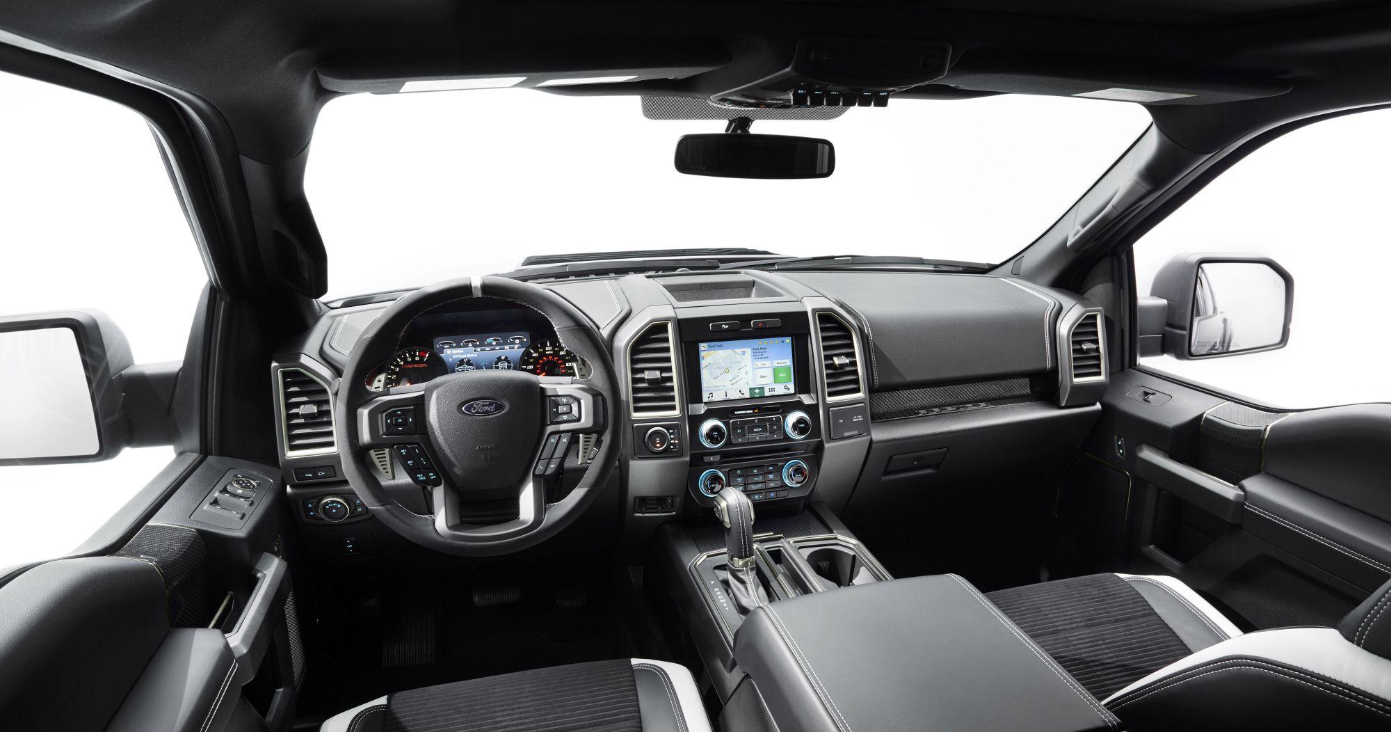 Ford F 150 Hp Ken V6 Raptor Pickup 4 Door 35 450 4x4 Automatic 2018 2019