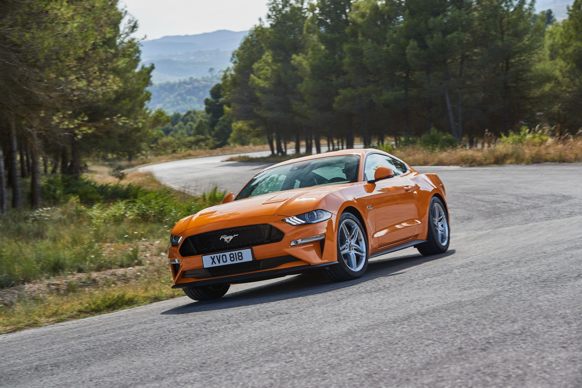 Ford Mustang Ecoboost Coupe Test Drive Exhaust Sound Ford Mustang   Ecoboost Hp