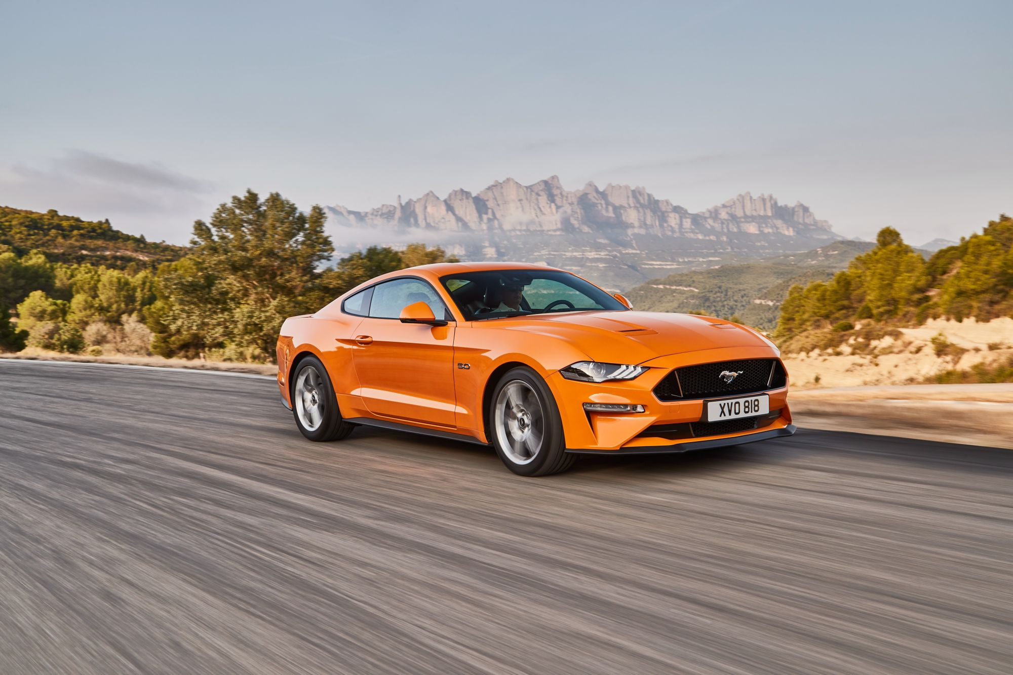 Complet FORD MUSTANG IN41