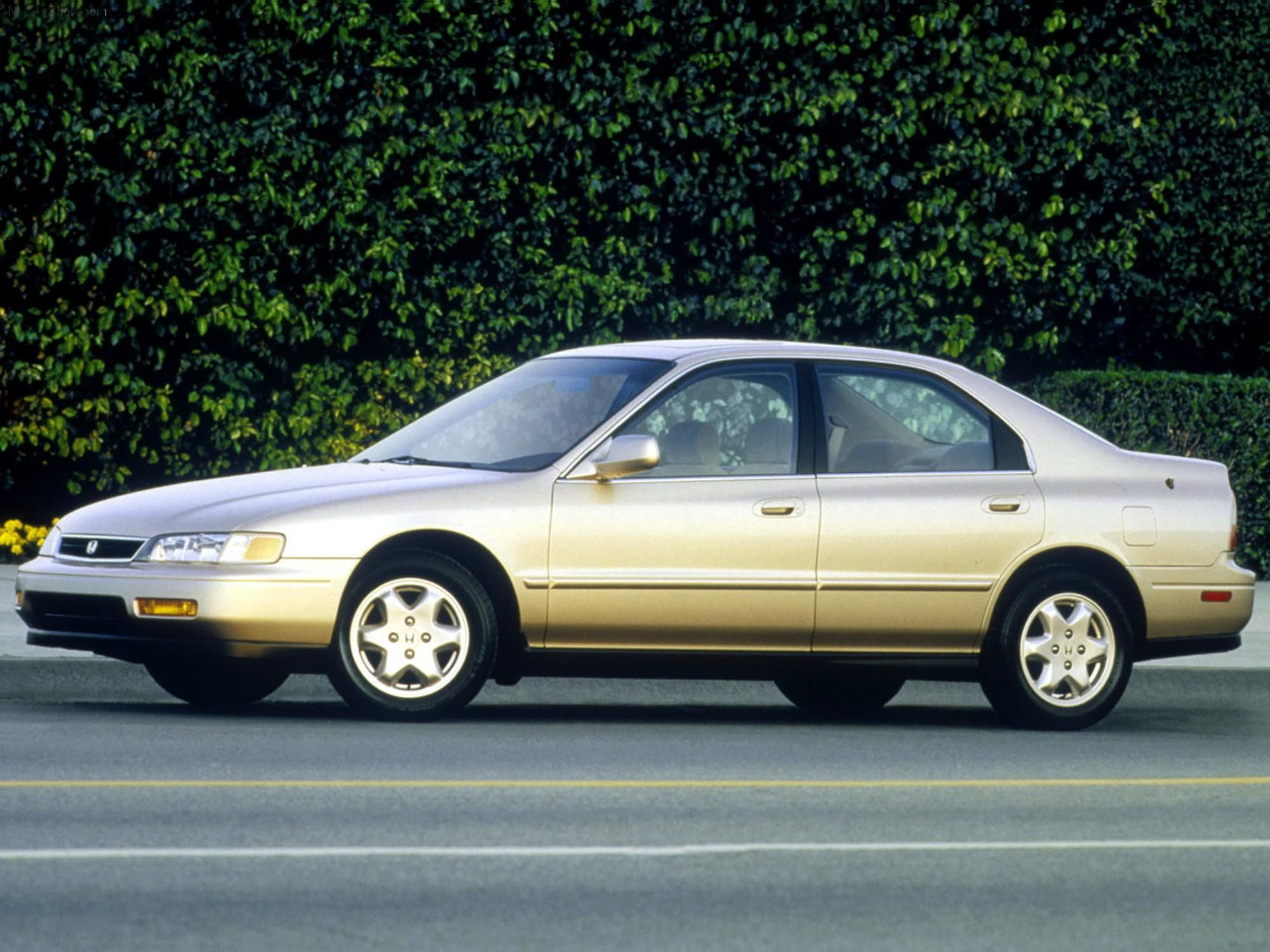 ... Honda Accord Sedan 4 Doors 1994 Model Exterior  ...