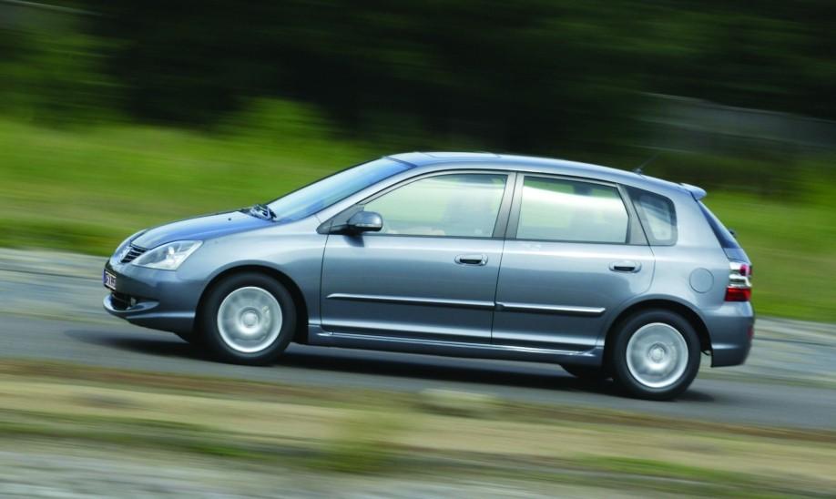 ... Honda Civic Hatchback 5 Doors 2003 Model Exterior  ...