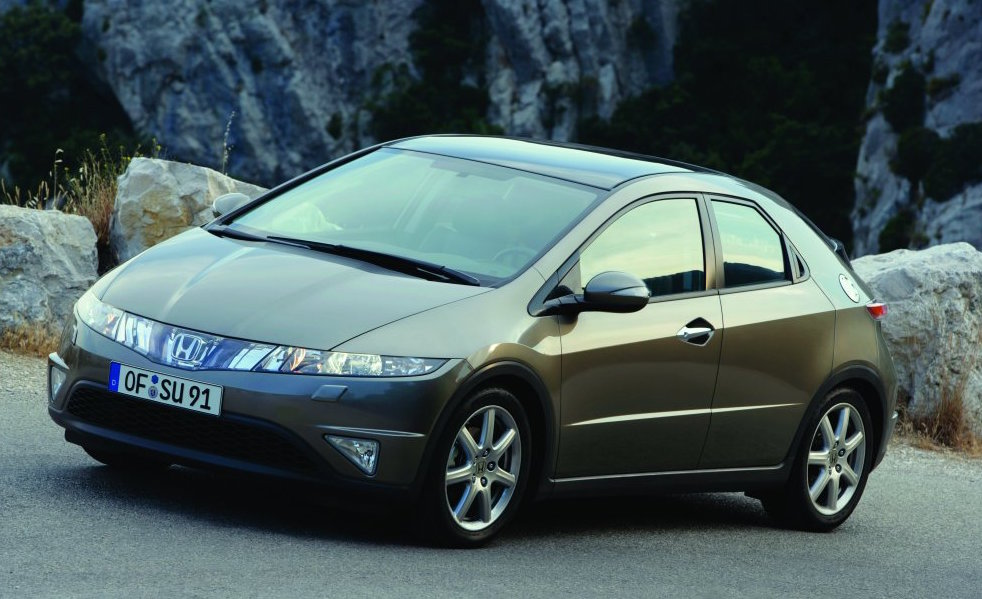 ... Honda Civic Hatchback 5 Doors 2005 Model Exterior  ...