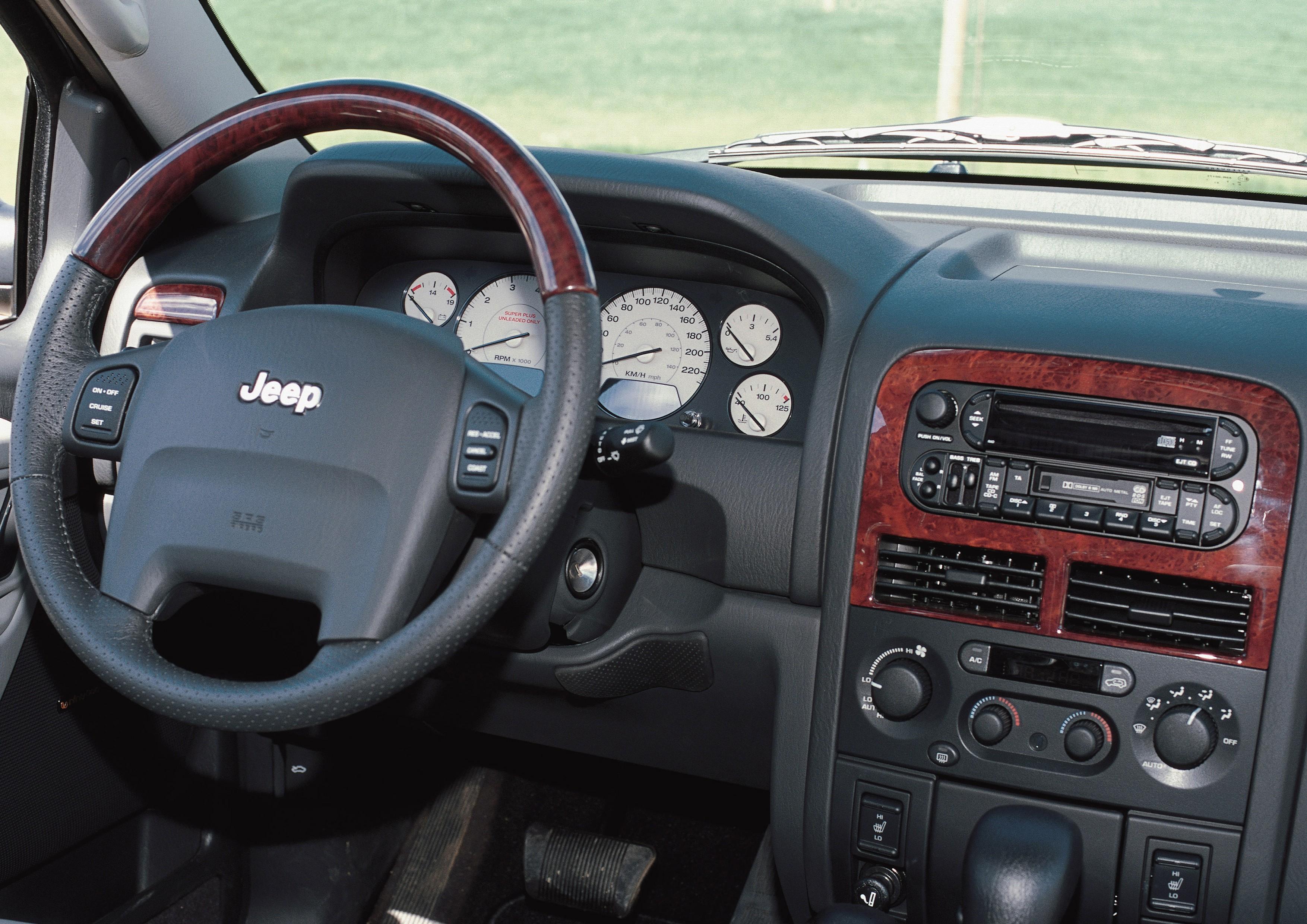Jeep Grand Cherokee 1999 Door Sport Utility Vehicle 5 Doors