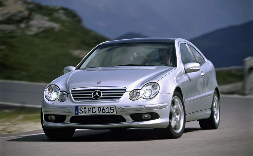 Mercedes c class mercedes c class hatchback 3 doors 1999 model sciox Choice Image