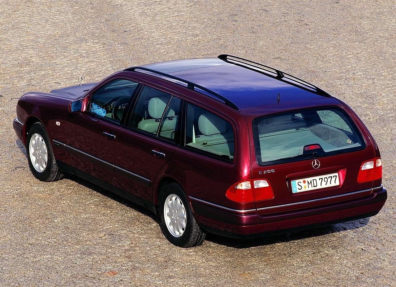 ... mercedes-e-class-wagon-5-doors-1996-model- ...