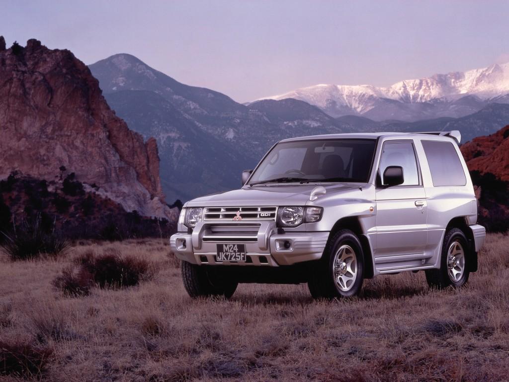 Mitsubishi Pajero Sport 2010 Service Manual Utility Vehicle 3 Doors 1997