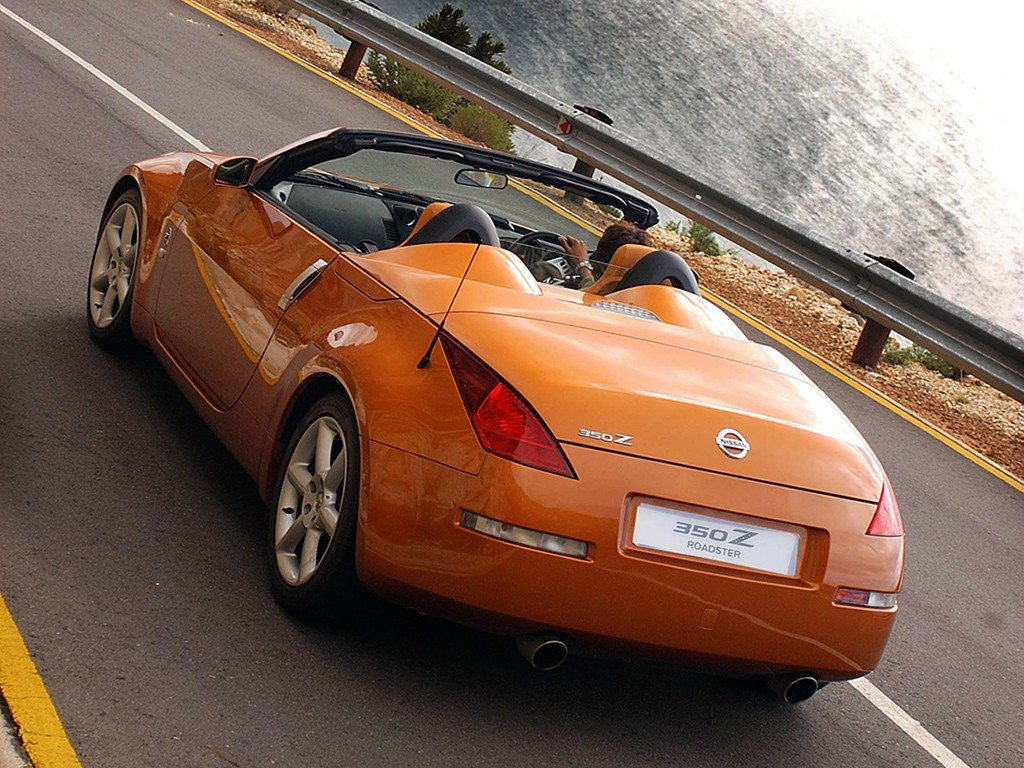 NISSAN%2F350Z%2Fconvertible%2F2%2F2004%2