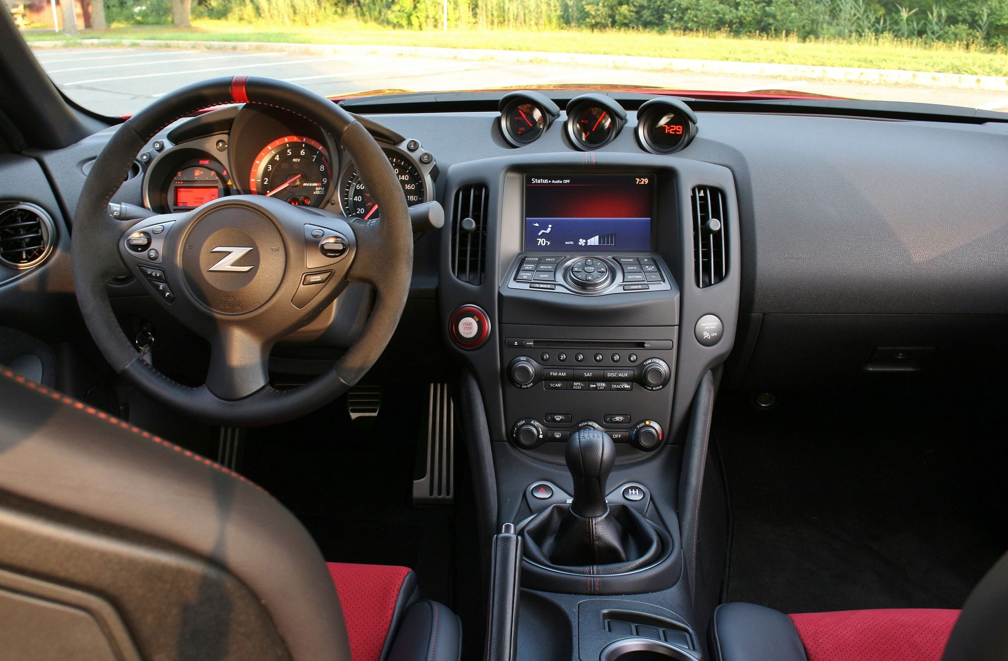 2018 Nissan 370z Coupe Interior Nissan Recomended Car