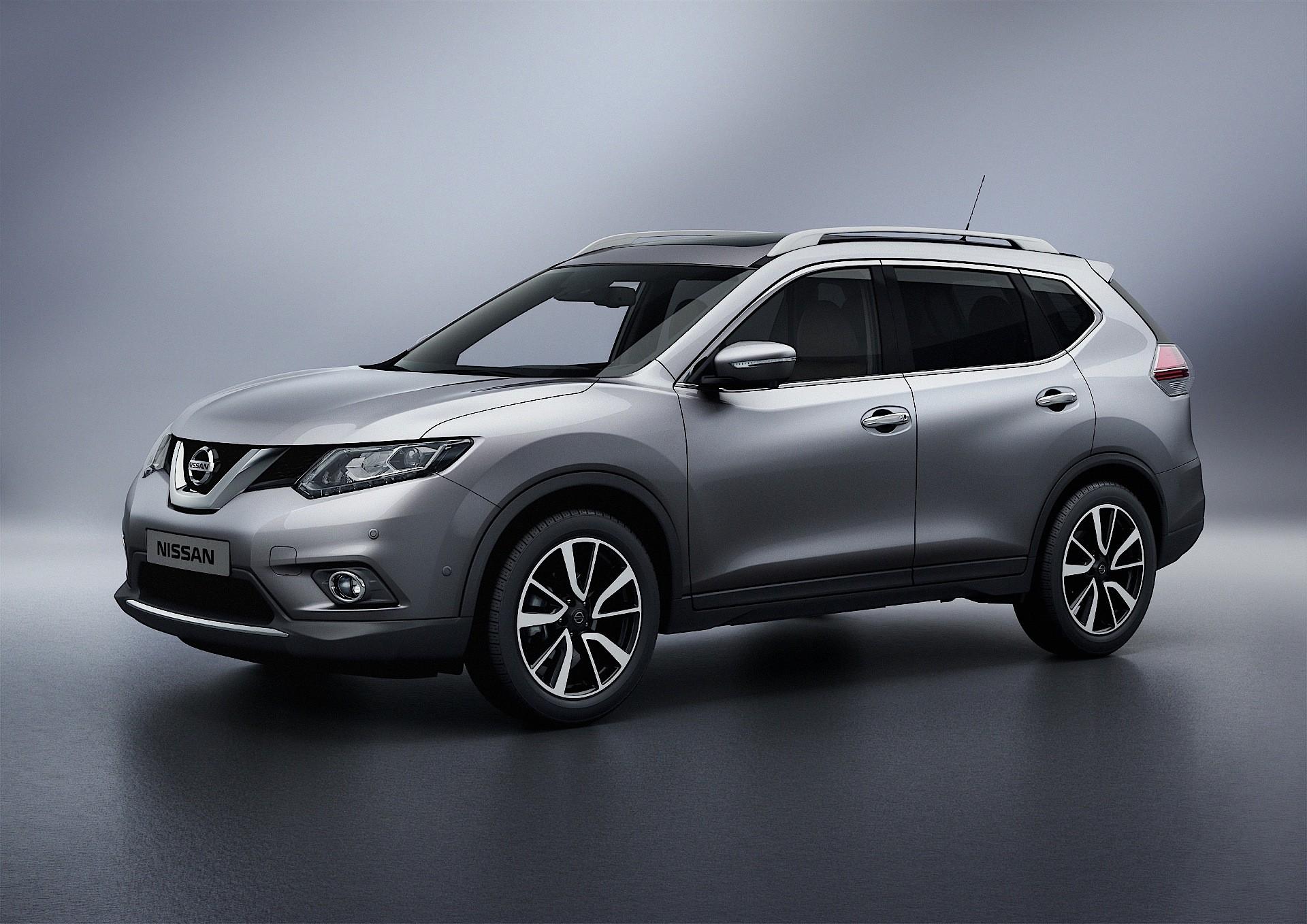 ... Nissan X Trail Sport Utility Vehicle 5 Doors  ...