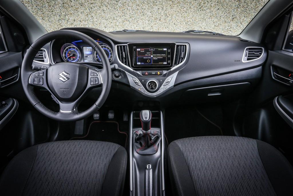 Suzuki Baleno Interior 5 6