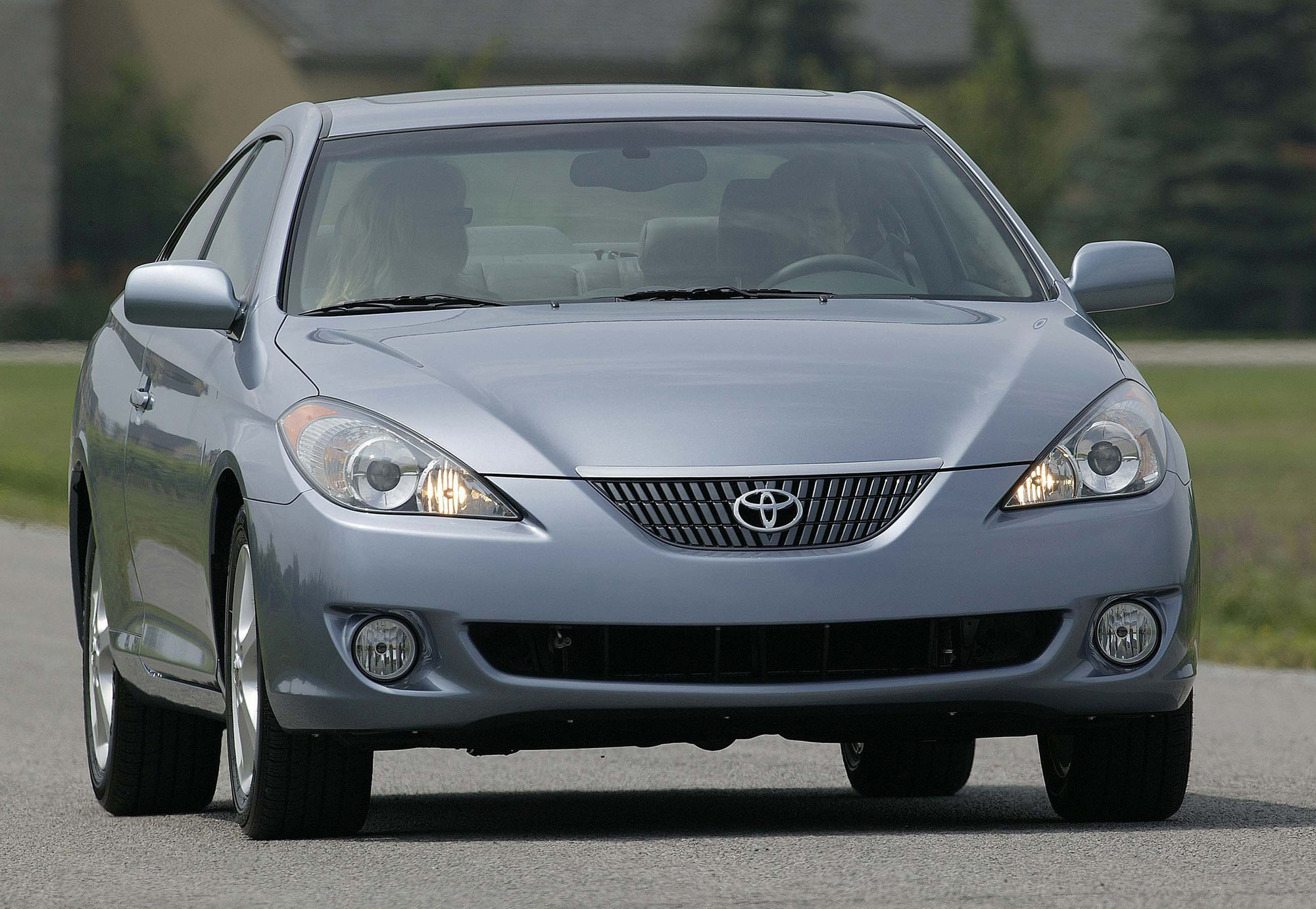 ... Toyota Camry Coupe 2 Doors 2003 Model Exterior  ...
