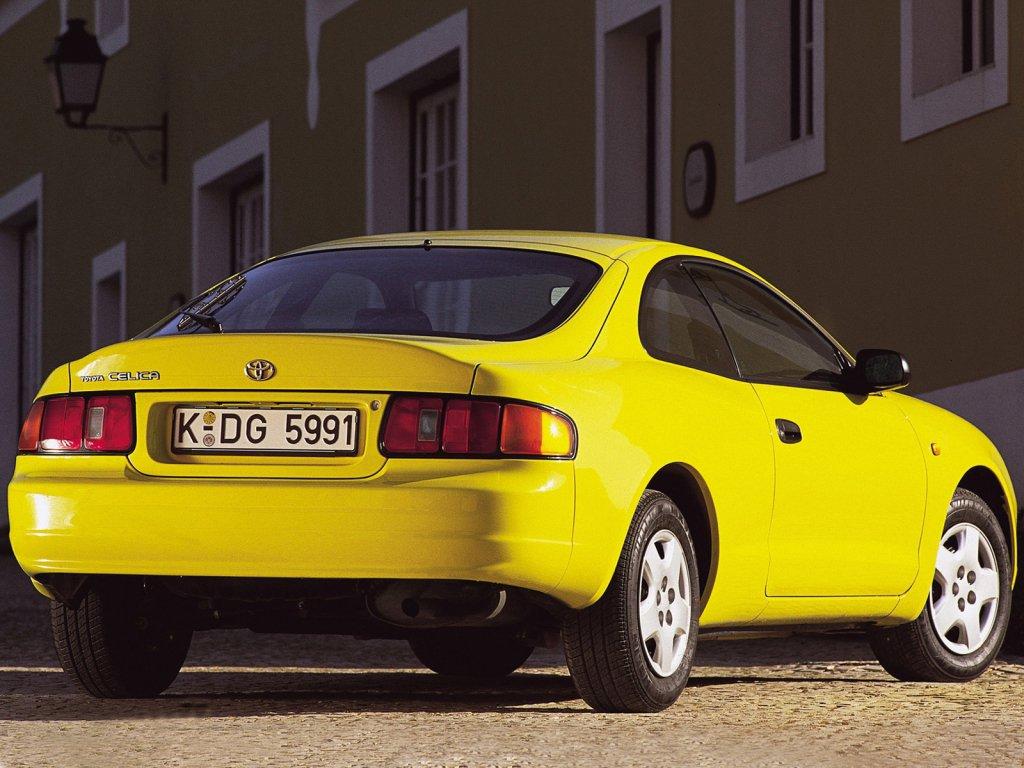 Toyota Селика максимальная скорость #7