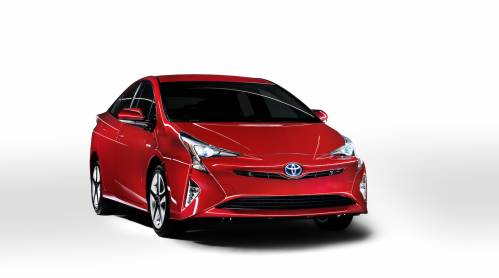2016 Toyota Prius, official photos and specs
