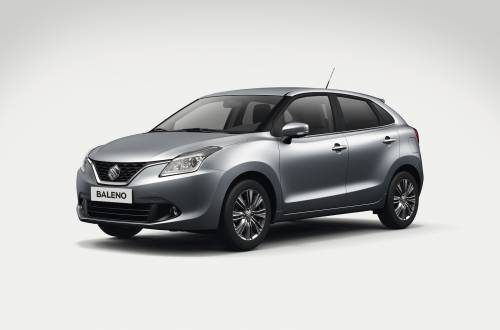2015 Suzuki Baleno, official photos and specs