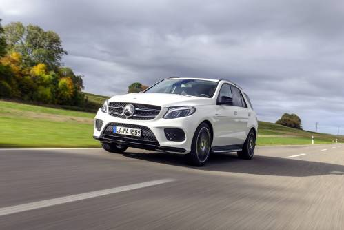 Mercedes-Benz Launches 362 HP GLE 450 AMG 4Matic