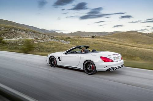Mercedes-Benz Prices Facelifted 2017 SL From Just Under €100,000 In Germany