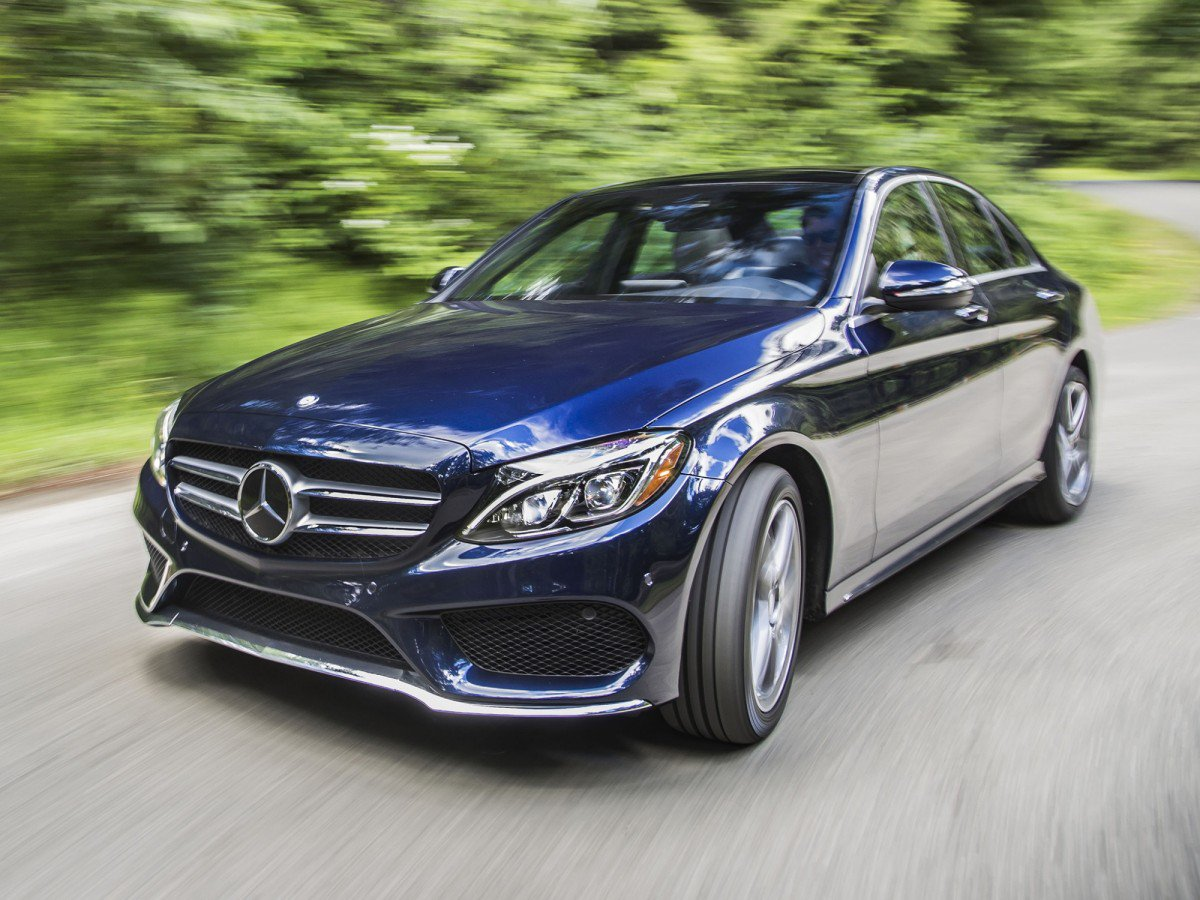 Mercedes benz c class sedan w205 2014 present review for Mercedes benz c class recall