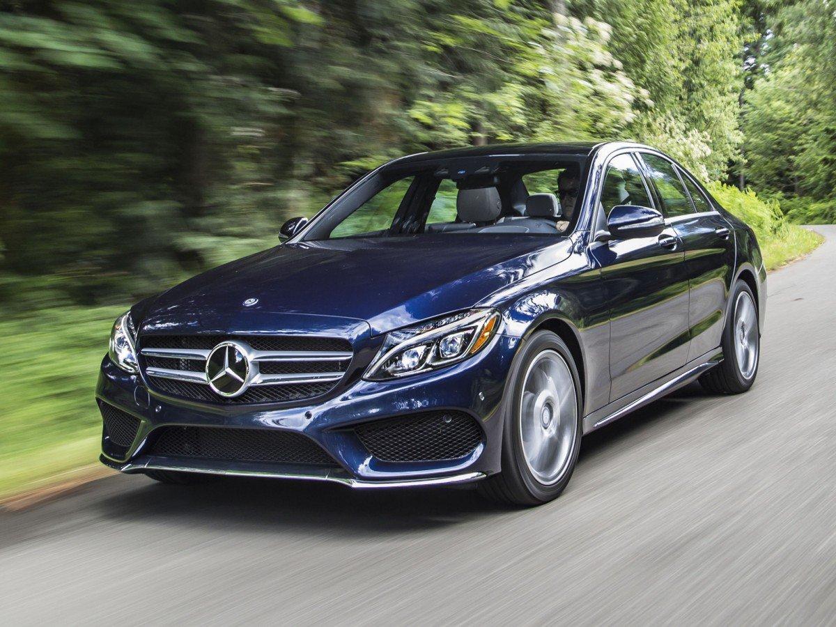 Mercedes Benz C Class Sedan W205 2017 Present Review