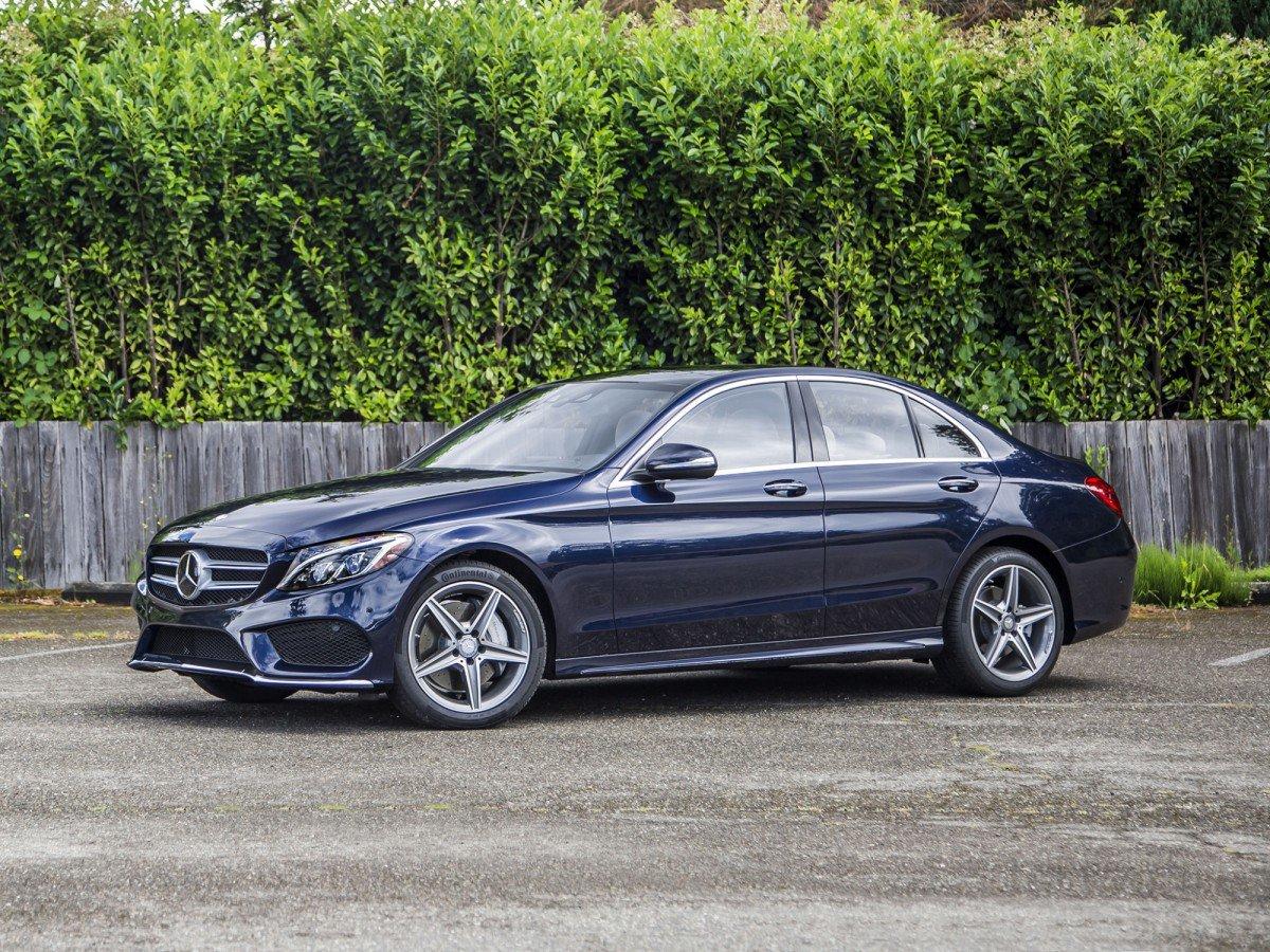 Mercedes benz c class sedan w205 2014 present review for Mercedes benz c class 2014 review