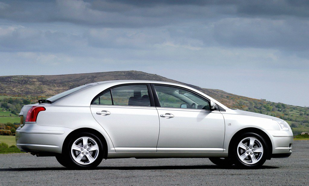 toyota avensis t250 review specs problems. Black Bedroom Furniture Sets. Home Design Ideas
