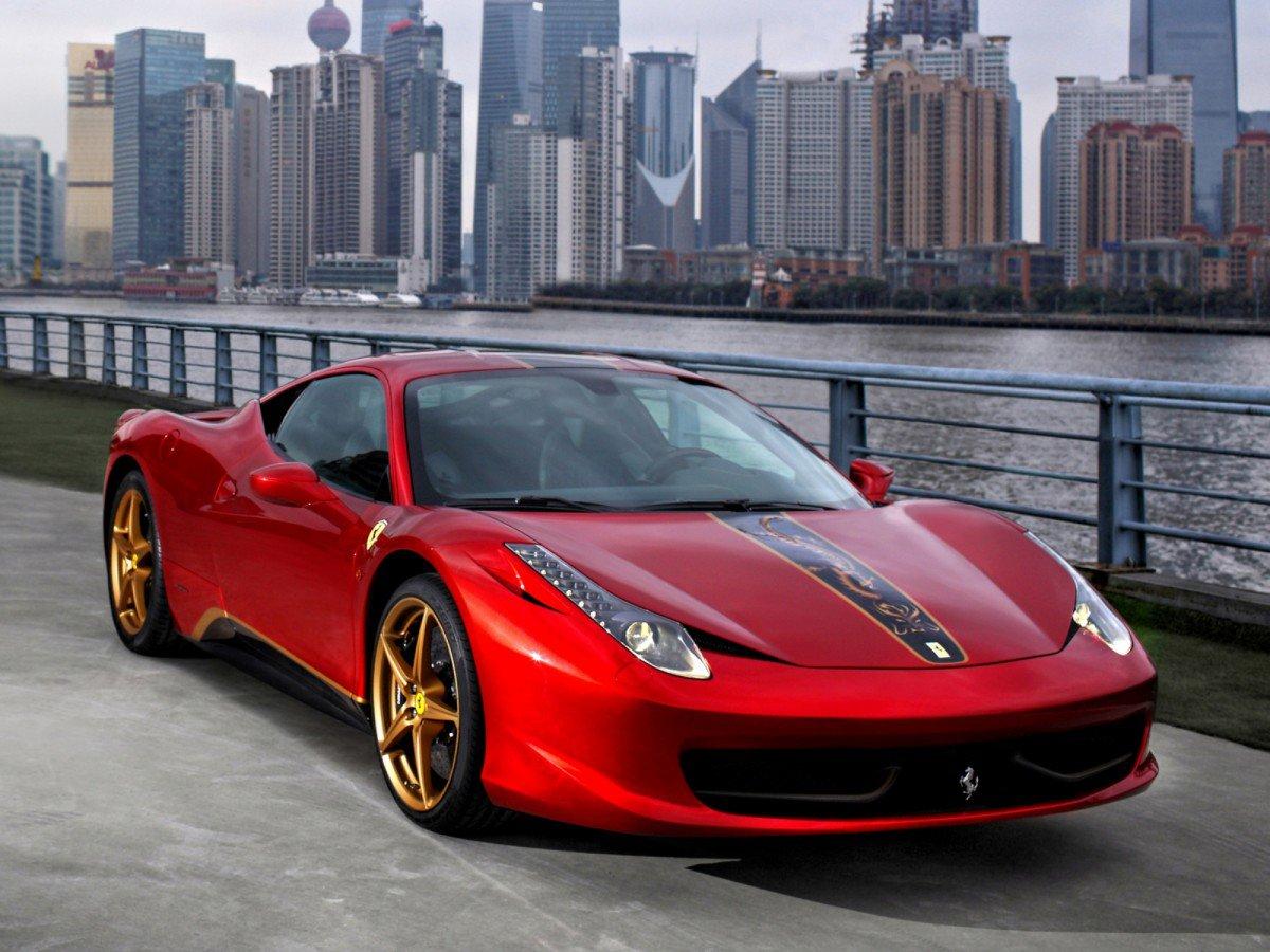 Ferrari ferrari spider 458 : Ferrari 458 Italia / Spider (2009 - 2015): Review, Problems, Specs