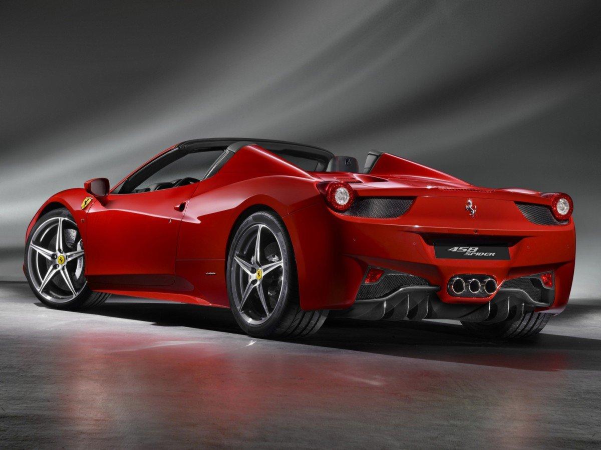 Ferrari 458 italia spider 2009 2015 review problems specs vanachro Gallery