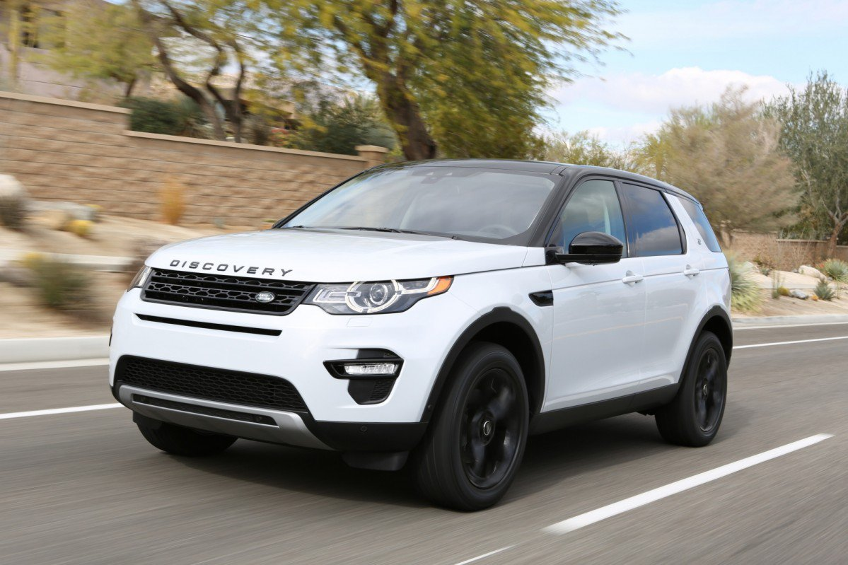 Land Rover Discovery Sport L550 (2014-present): Review, Problems ...