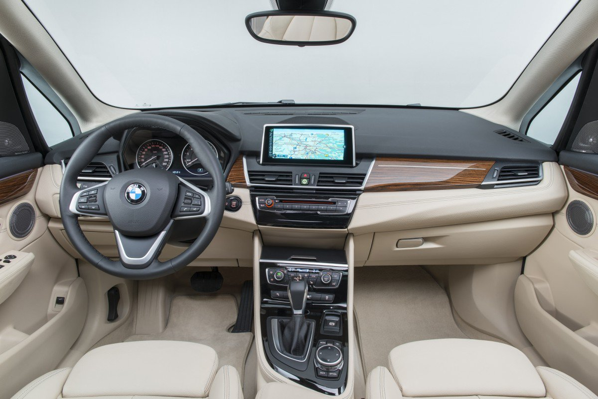 Bmw 2 Series Active Tourer F45 2014 On Review Problems