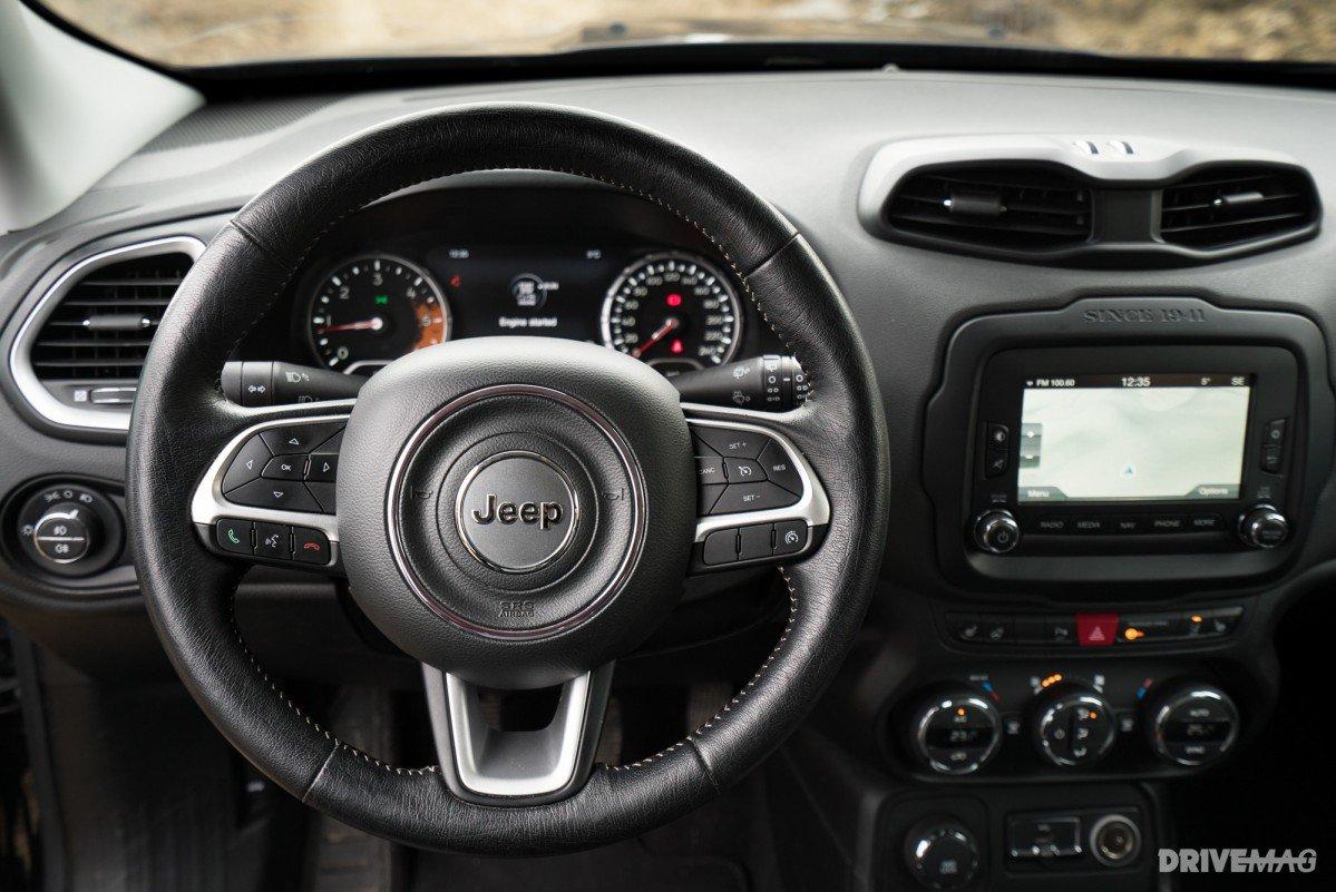 2015 jeep renegade limited 2 0 m jet test drive. Black Bedroom Furniture Sets. Home Design Ideas
