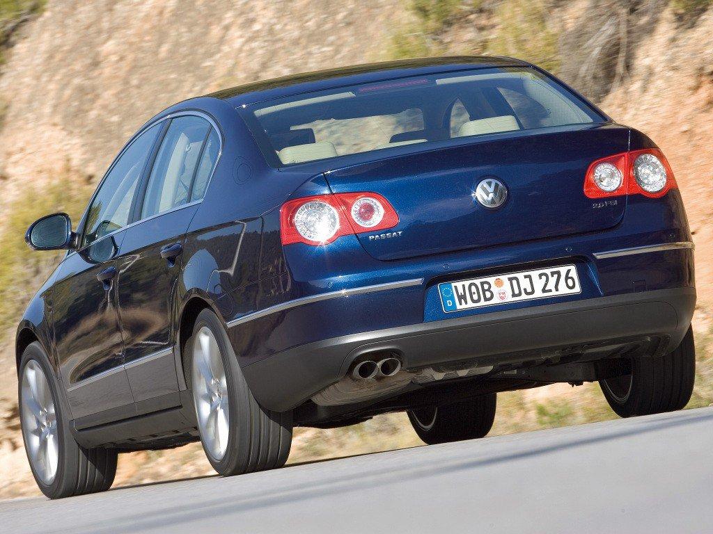Volkswagen Passat (B6) review, problems, specs