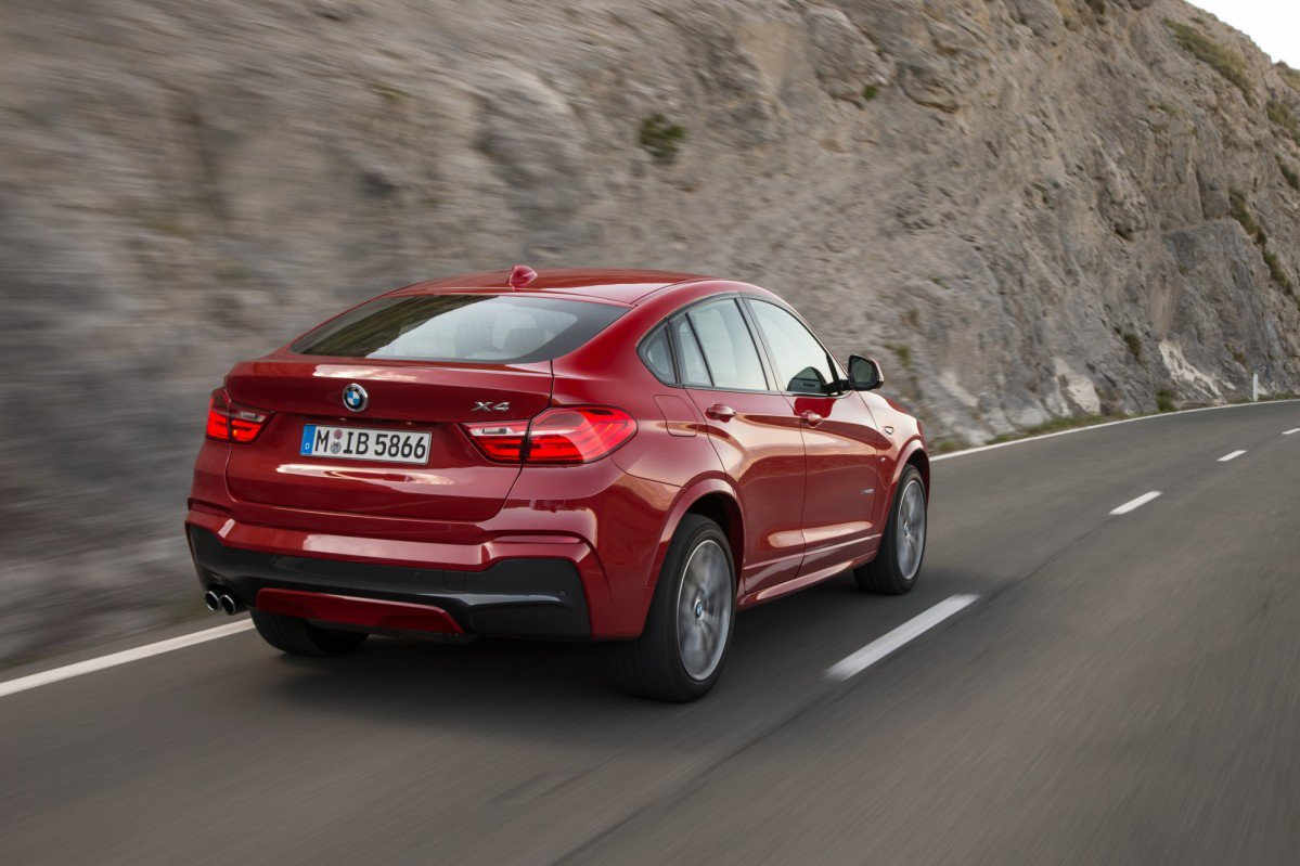 Bmw X4 F26 2014 On Review Problems And Specs
