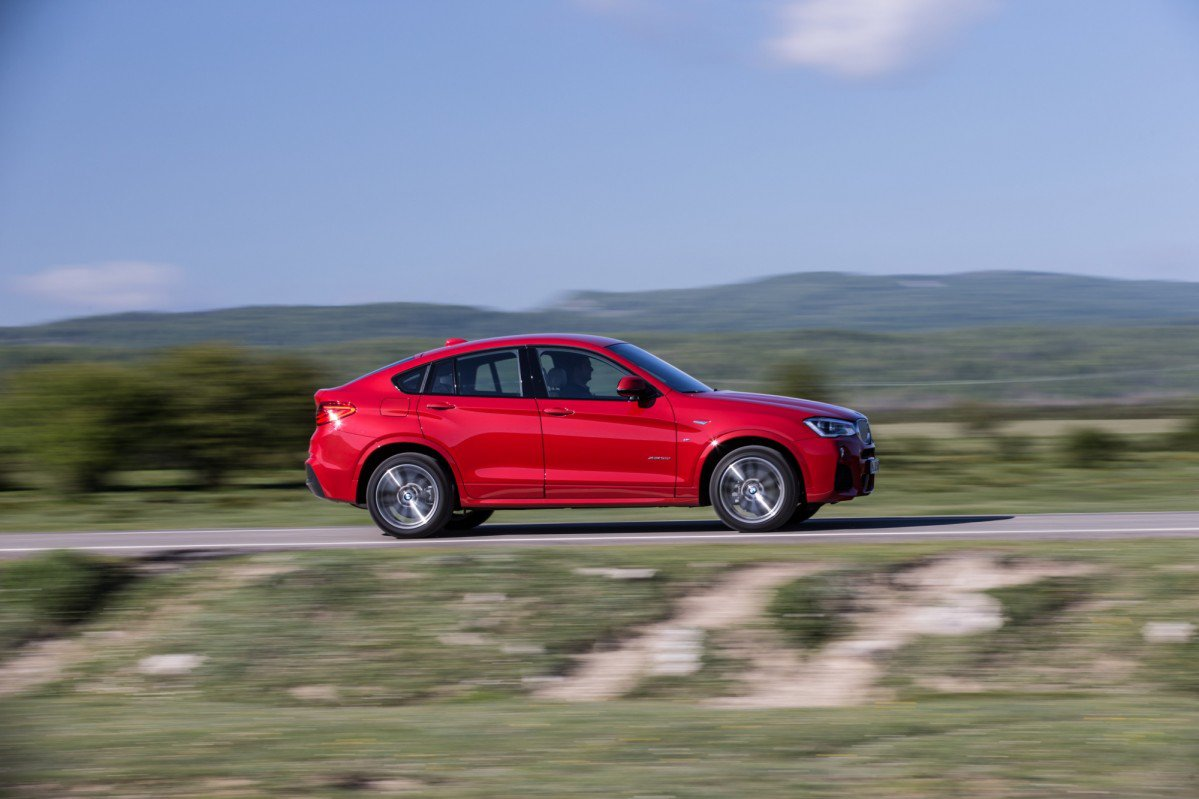BMW X4 F26 (2014-on): review, problems and specs