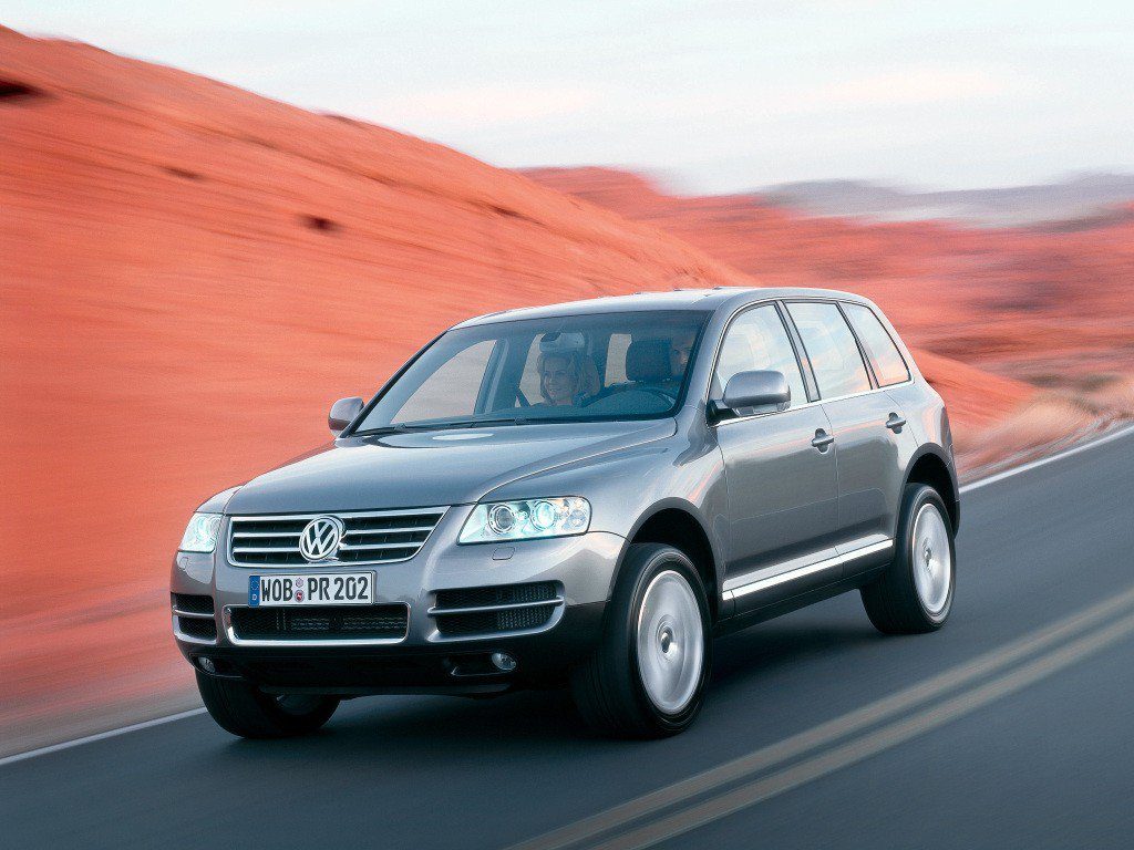 volkswagen touareg typ 7l review problems specs. Black Bedroom Furniture Sets. Home Design Ideas