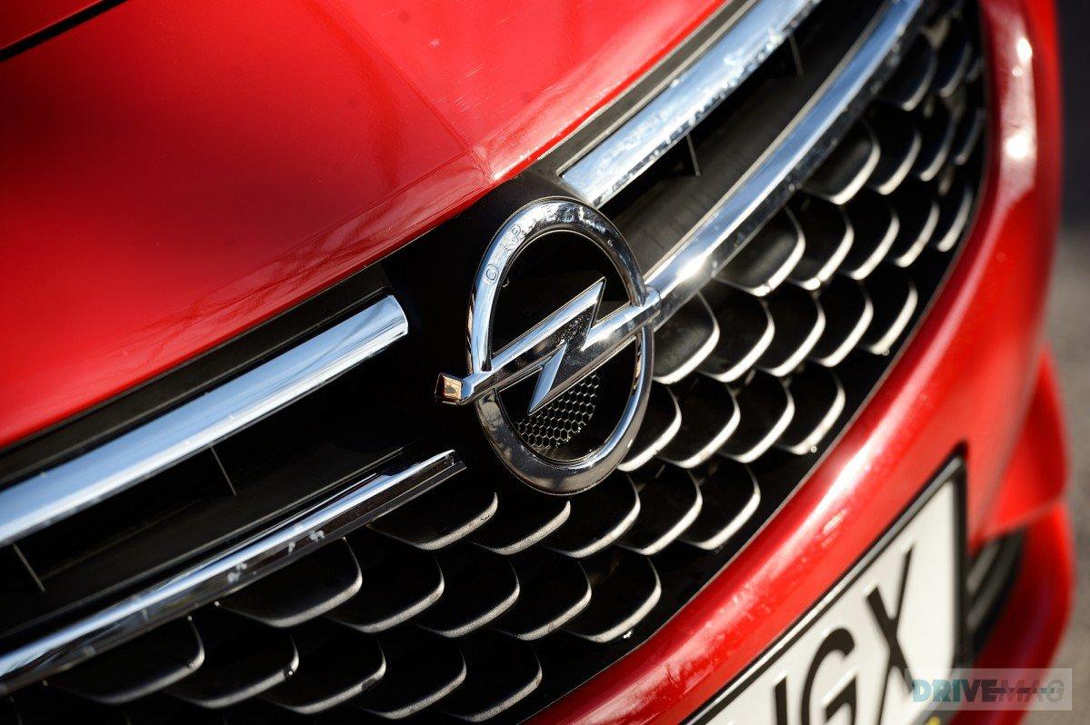 2015 Opel Astra K Test Drive Making Headway Kadett 1 4 Wiring Diagram