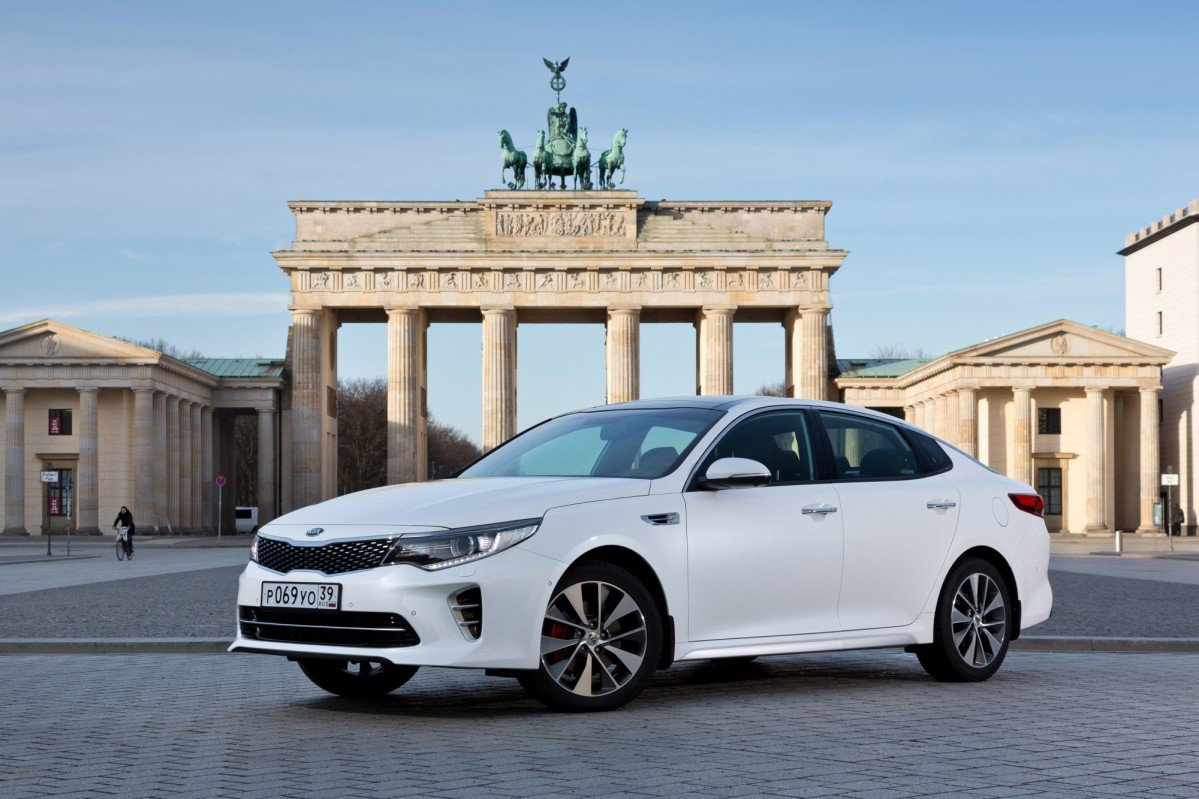 Awesome 6. Kia Optima. Top 10 Best Family Sedans For 2016 In Europe