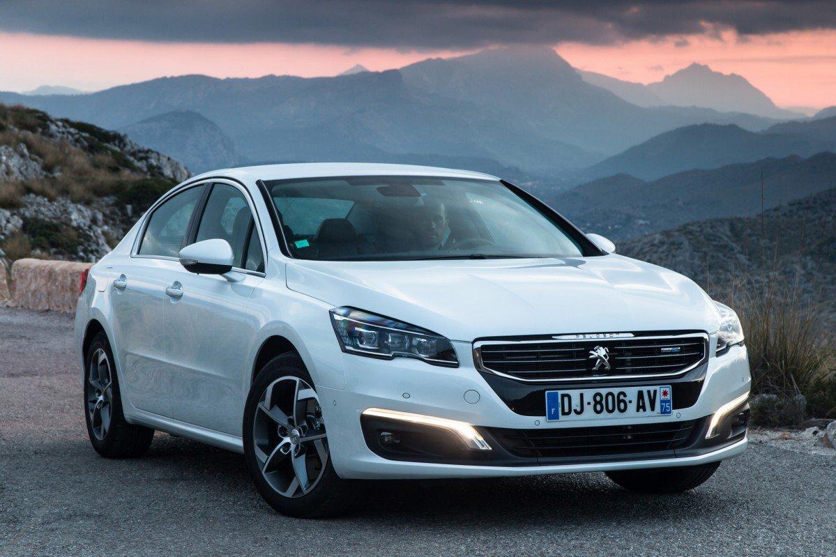 Amazing 8. Peugeot 508. Top 10 Best Family Sedans For 2016 In Europe